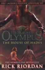 Heroes of Olympus: The House of Hades by Rick Riordan (Hardback)