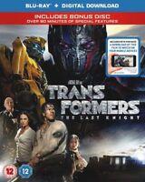 Transformers 5 - The Last Knight Blu-Ray Nuovo (8312288)