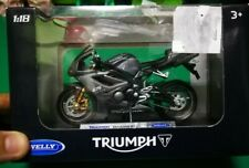 Welly Triumph Daytona 675 Gray Die-cast 1:18