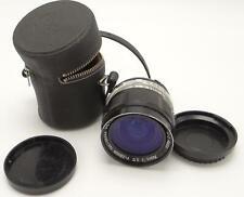 Petri Camera Co. Lens C.C Auto 1:3.5 f=28mm Japan