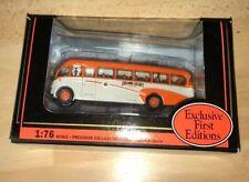 EFE 1/76 Scale 18701 Bedford SB Duple Vega Orange Luxury diecast model bus