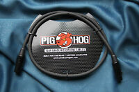 Pig Hog 3 Ft  XLR Microphone Patch Cable, PHM3