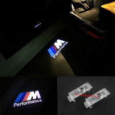 BMW X3 X5 X6 M3 M5 3 4 5 6 7 Series LED Door Light Welcome Light Laser ///M logo