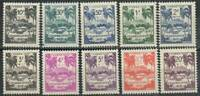 Guadeloupe Stamp - Postage dues of 1947 Stamp - LH