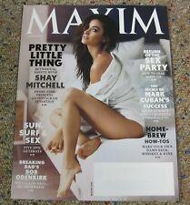 SHAY MITCHELL - Maxim Magazine - February 2015