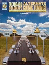 Fretboard Roadmaps Alternate Guitar Tunings Essential Guitar Patterns 000696370