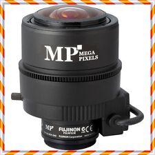 """Fujinon MP YV3.3x15SA-SA2 1/3"""" 15-50mm F1.5 CS Mount DC Iris with Connector"""
