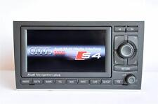 "LATEST 2017 MAPS Audi ""S4 CODED"" A4 RS4 RNS-E navigation DVD GPS MP3 SD sat nav"