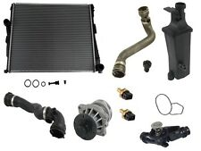NEW BMW E46 High Qualiy Coolant KIT Radiator + Recovery Tank + Hoses+Water Pump