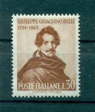 Italia Repubblica 1963 - B.1067 - Gioacchino Belli