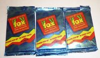 Lot of 3 Fleer '95 Ultra FOX Kids Network Premiere Edition Trading Cards 1995