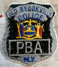 Old Brookville Police Department PBA Nassau County Long Island NY NYPD NCPD XL
