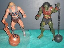 Master Of The Universes Classics Giant Warlord Tytus & Megator Vintage Figures