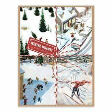 Winter Whimsy Deluxe Holiday Notecards: By Galison, Alajalov, Constantin