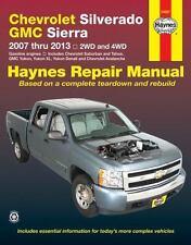 2007-2013 Silverado Sierra Suburban Tahoe Yukon Avalanche Repair Manual 0980