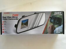 Wide Angle Lens Car DVR Mirror Dash Cam Audio Video Recorder Camera SHIPS FAST!