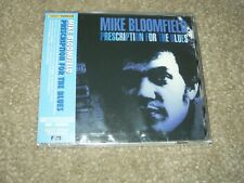 MIKE BLOOMFIELD - Prescription for the Blues CD Import NEW SEALED BLUES ROCK