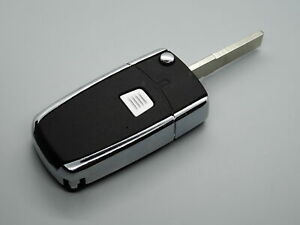 Clé Rabattable Conversion Kit SIP22 Pour Fiat Punto Brava Stilo Doblo Marea