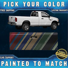 New Painted To Match Rear Tailgate For 2002 2008 Dodge Ram Truck 1500 2500 3500 Fits 2008 Dodge Ram 3500