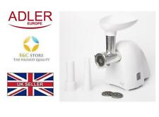 @ NEW Electric Kitchen Adler AD 48 W MEAT MINCER home made sausage EUROPE CAMRY