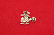 """10pc """"helicopter"""" charms in antique silver style (BC600)"""