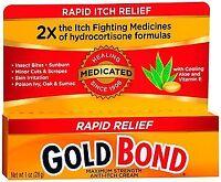 Gold Bond Med. Crm Size 1z Gold Bond Maximum Strength Medicated Anti-Itch Cream