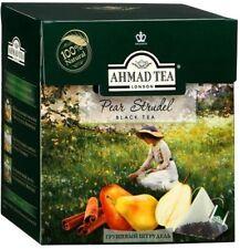 Black Tea Cinnamon Pear Strudel Ahmad 100% natural cinnamon Russian