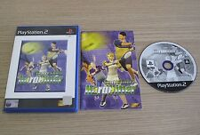 Centre Court : Hardhitters - PAL - Sony Playstation 2 / PS2 Game - Complete