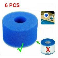 6 Piezas para Intex Pure Spa Cartucho de Filtro de Tina Caliente de Espuma M3D5