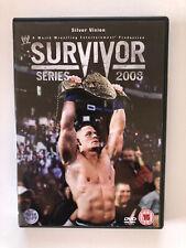 Wwe-survivor Series 2008  (DVD, 2009)