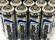 8 Energizer Ultimate Lithium AA Batteries - Exp 2036