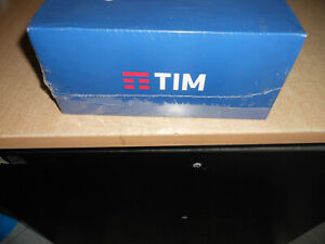 Tim box tim vision timvision Android Decoder t2 16GB NETFLIX 4K foto reale nuovo