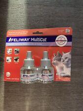 Feliway MultiCat 2 Pack Refill 96 ml