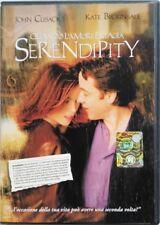 Dvd Serendipity - Quando l'amore è magia con John Cusack 2001 Usato