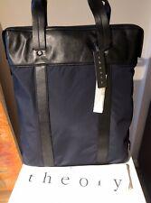 Theory Hudson Nylon/leather Tote bag, Unisex. NWT $325 Retail  Brand New!