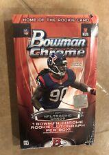 2014 Bowman Chrome Football Hobby Box !!! Garoppolo, Bridgewater Rookie Red Hot