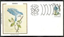 US SC # 1964 State Birds And Flowers ( Idaho ) FDC. Colorano Cachet . 1