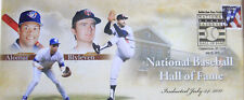 ROBERTO ALOMAR BERT BLYLEVEN HOF INDUCTION EVENT COVER TORONTO BLUE JAYS TWINS