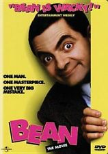 Bean The Movie With Rowan Atkinson DVD Region 1 025192266423