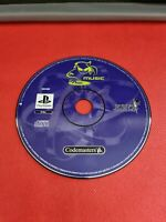 Game - Music Sony PlayStation 1 PS1 PSOne Disc Only Untested