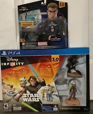 Disney Infinity: Star Wars (3.0 Edition) PS4 manufacture sealed bundle