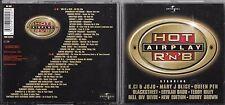 2 CD 36T HOT AIRPLAY R'N'B MARY J BLIGE/QUEEN PEN/K. CI & JOJO/PATTI LABELLE....