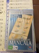 Mancala Solid Wood Folding Game Factory Sealed NIB 2007 Cardinal Industries