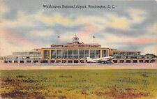 B57675 Washington National airport avions plane airport aeroport
