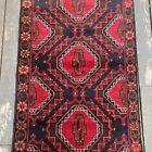 Handmade Afghan Kazak Tribal Design & Geometric Design100% Camel Hair, 4x6 SALE!