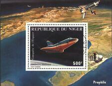 niger Bloc 32 oblitéré 1981 vol de space shuttle