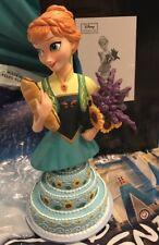 Disney Showcase Grand Jester Studio Frozen Fever Anna Figurine 4053356 New