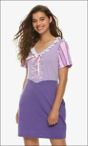 DISNEY TANGLED RAPUNZEL COSPLAY DRESS NWT SIZE 2XL