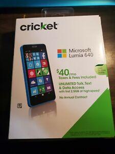 NEW Microsoft Lumia 640 Smartphone