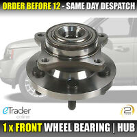 RANGE ROVER SPORT L320 4.2 Wheel Bearing Kit Front 05 to 13 428PS Firstline New